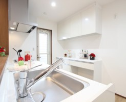 床材選び方におけるポイントは、照明とのバランス