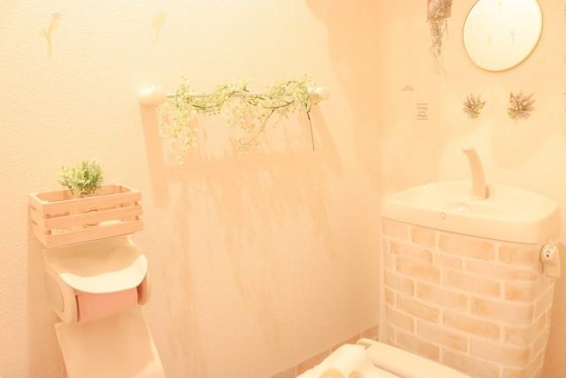 新築間取りトイレの照明は人感センサーをオススメ