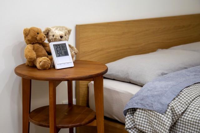 新築主寝室照明スイッチ配置注意点 ベッドサイド