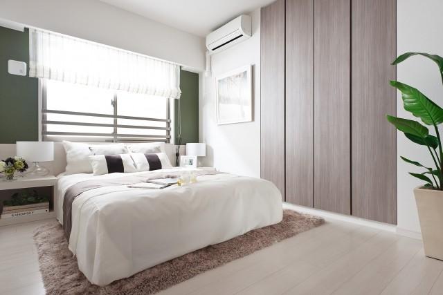 新築主寝室照明スイッチ配置注意点 入口近くの配置