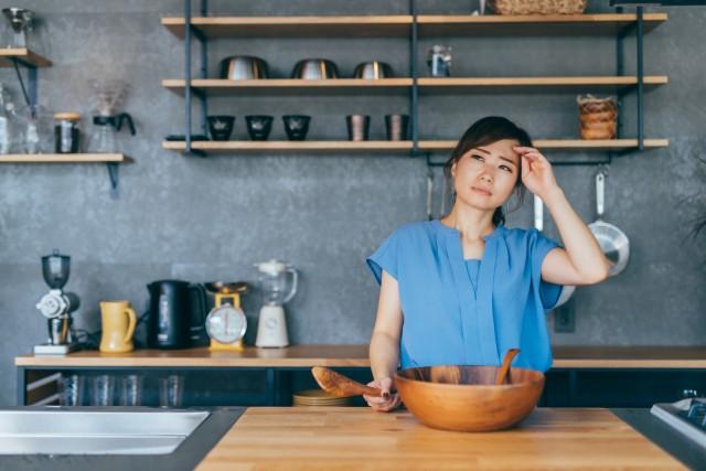 キッチン収納に多い誤解