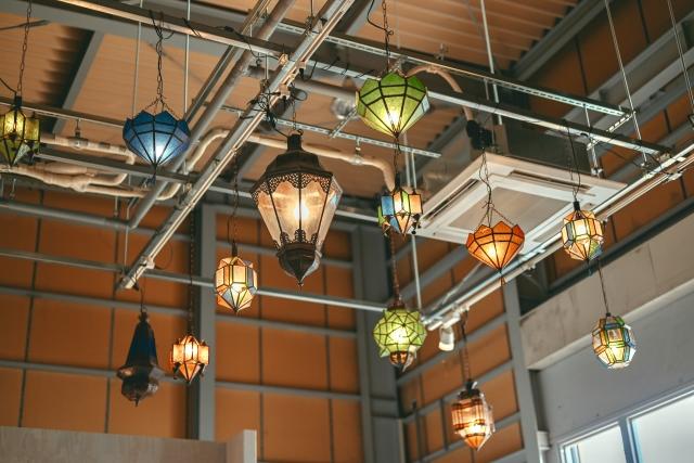 LEDスポット照明やダウンライトに要注意