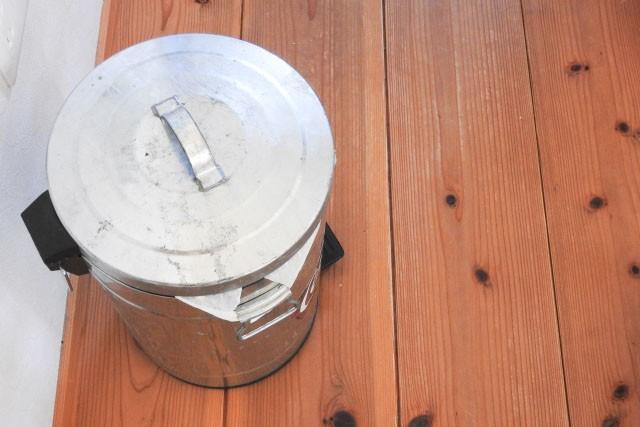 ゴミ箱選び方新築キッチンは蓋付?