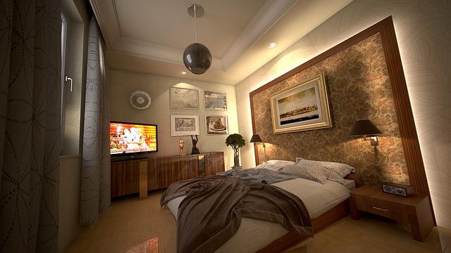 新築主寝室間取り配置注意点1階