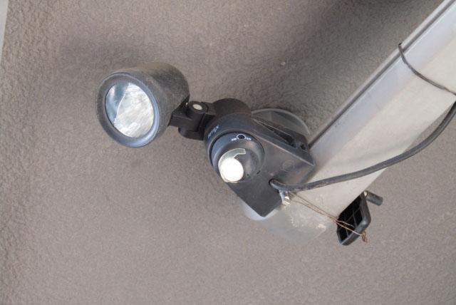 家に欲しい機能外構編 自動点灯ライト