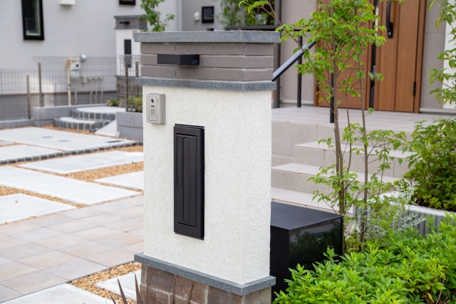 家に欲しい機能外構編 コンクリートではないスペース