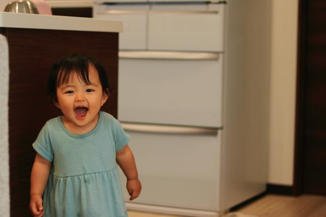 新築キッチン床材の使用感確認方法の失敗後悔 歩く