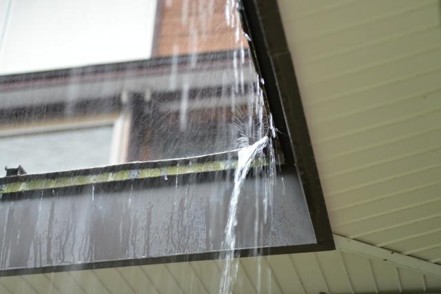 新築一戸建て子供部屋ドア鍵リスク 雨天等の対応