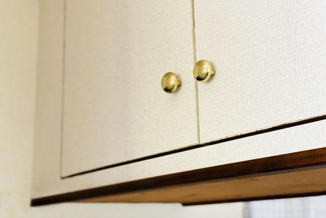 新築キッチンが使いやすい環境になる吊り戸棚はない