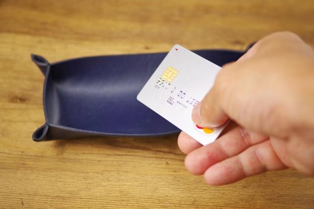 影響するクレジットカード決済