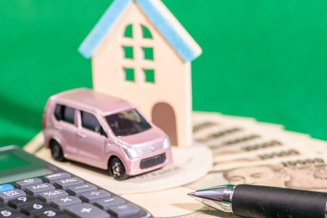 新築住宅固定資産税滞納リスク 住宅ローン
