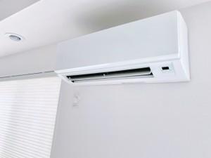 主寝室エアコン配置(位置)