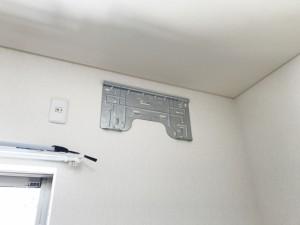 新築エアコン取付工事費用