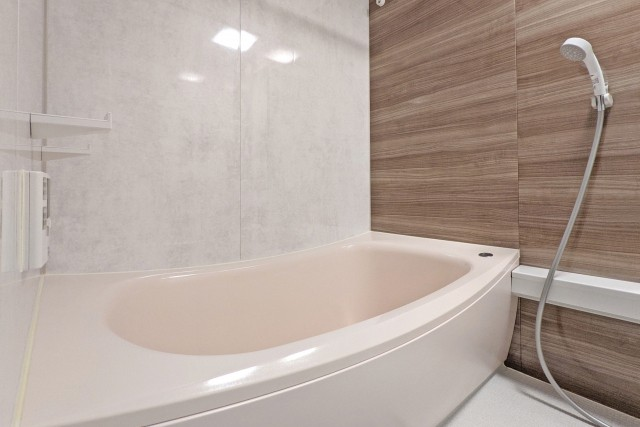 新築お風呂の色壁の選び方