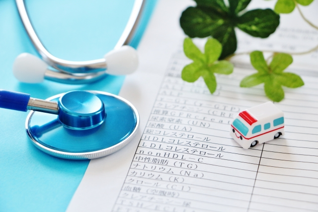 住宅ローン審査で通らない人の理由探しのコツ 健康状態