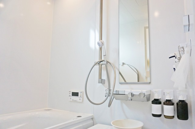 新築お風呂掃除注意点 鏡のケアは要注意