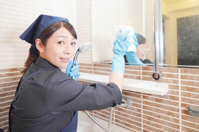新築浴室掃除カビ防止注意点 ○○の下、裏に要注意