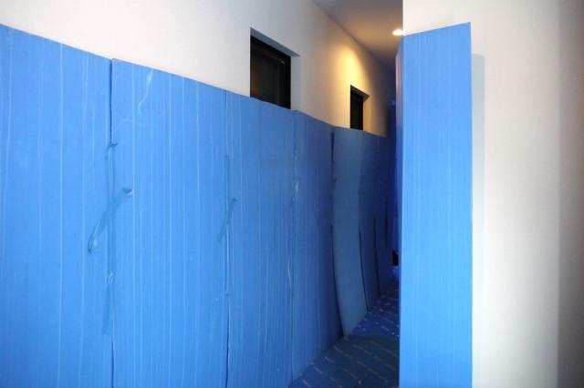 新築一戸建て引っ越しトラブル回避チェックポイント 養生の隙間
