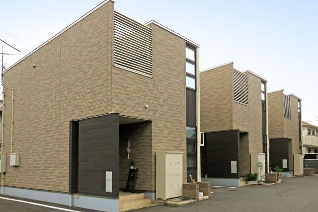 新築バルコニー費用節約術 袖壁の活用