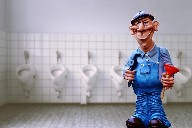 新築トイレのつまり