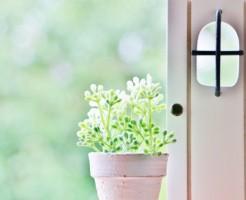 風水で玄関の色を選ぶ注意点