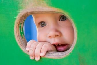 フロアマット赤ちゃん