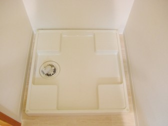 洗濯機排水防水パン