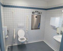 トイレ壁紙黄ばみと掃除