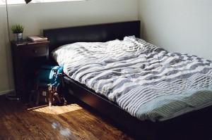 布団収納とクローゼット