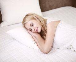 寝室安眠の色