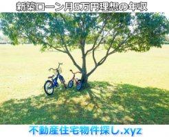 新築ローン月5万円と年収