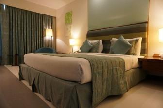 ベッドルーム家具の例
