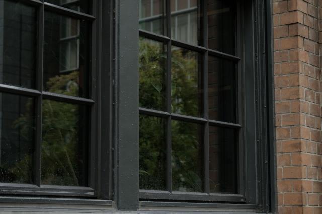 窓のデザイン性
